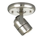 Bi-Directional Wall or Ceiling Mounted Series DC Light Fixture